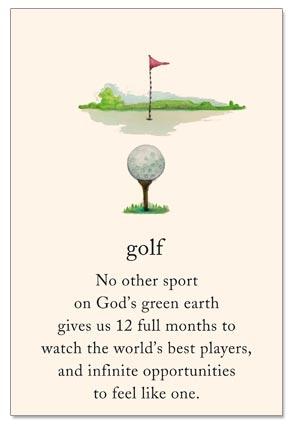 Golf cardthartic m4hsunfo