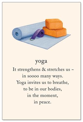 Yoga Cardthartic
