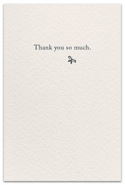 gratitude thank you card inside message