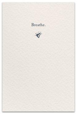 Pinwheels Support Encouragement Card Inside Message