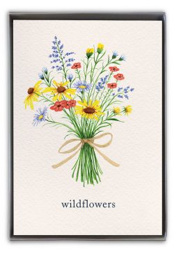 wildflowers boxed notes