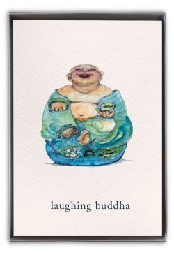 laughing buddha boxed notes