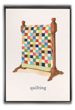 quilting boxed notes