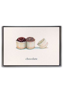 chocolate boxed notes