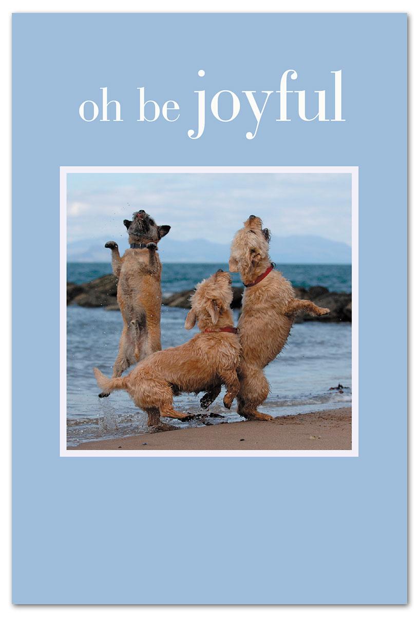 Oh Be Joyful Birthday Card Cardthartic Com