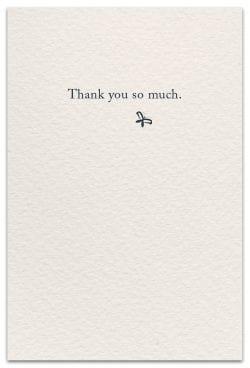 gratitude thank you card inside message