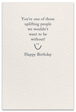 birthday balloons birthday card inside message
