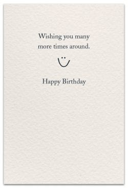 merry-go-rounds birthday card inside message
