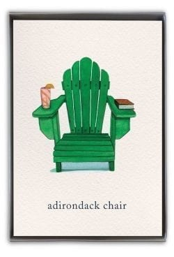 adirondack chair boxed notes