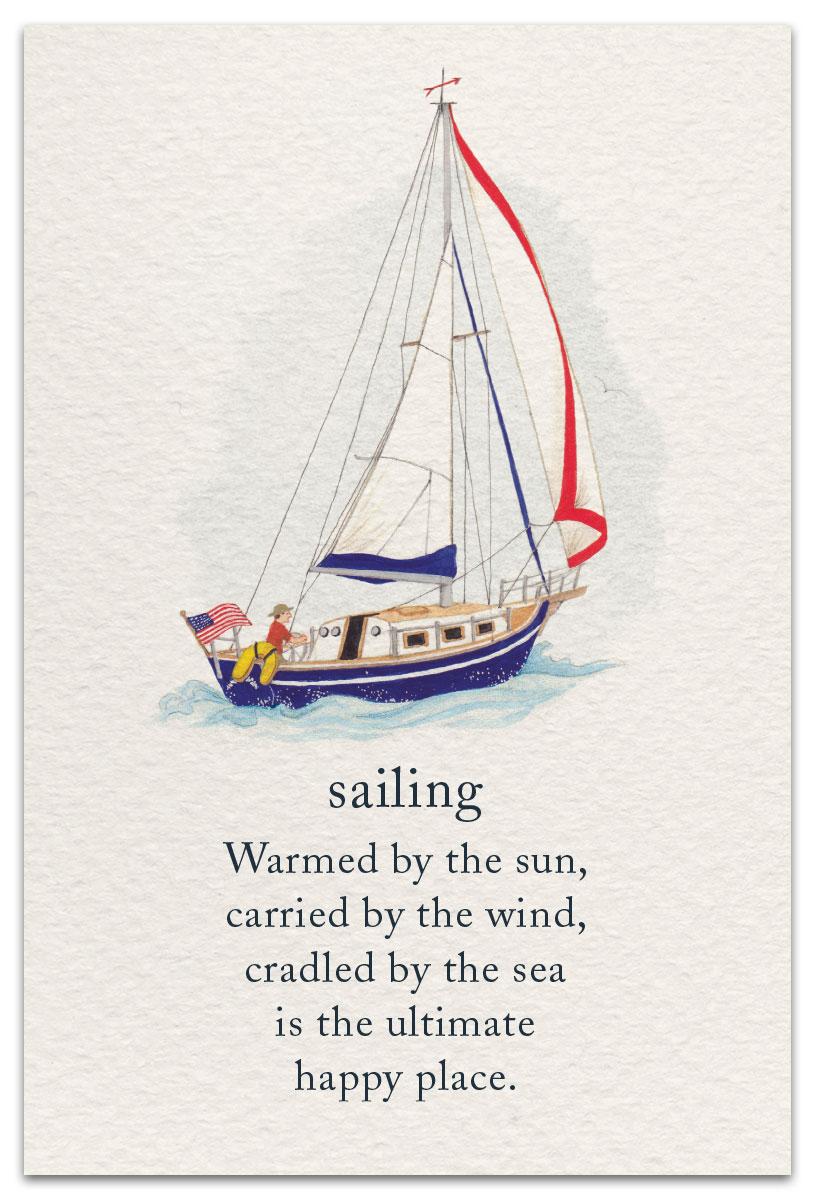 Sailing Birthday Card Cardthartic Com